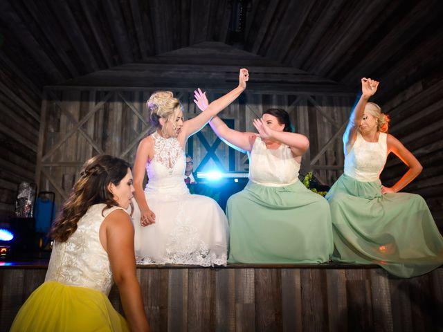 Shane and Kassidy's Wedding in Wimberley, Texas 11