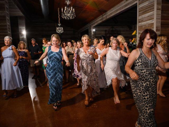 Shane and Kassidy's Wedding in Wimberley, Texas 14