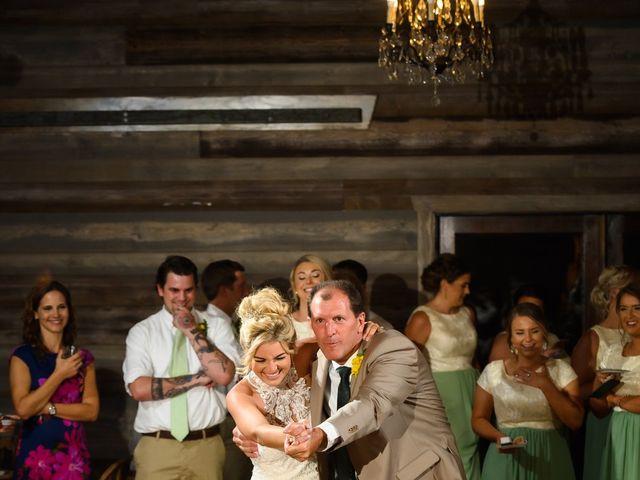 Shane and Kassidy's Wedding in Wimberley, Texas 16