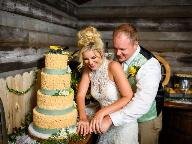 Shane and Kassidy's Wedding in Wimberley, Texas 20