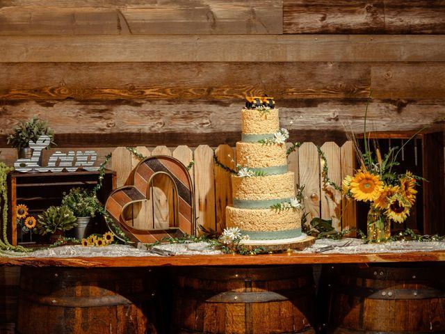 Shane and Kassidy's Wedding in Wimberley, Texas 26