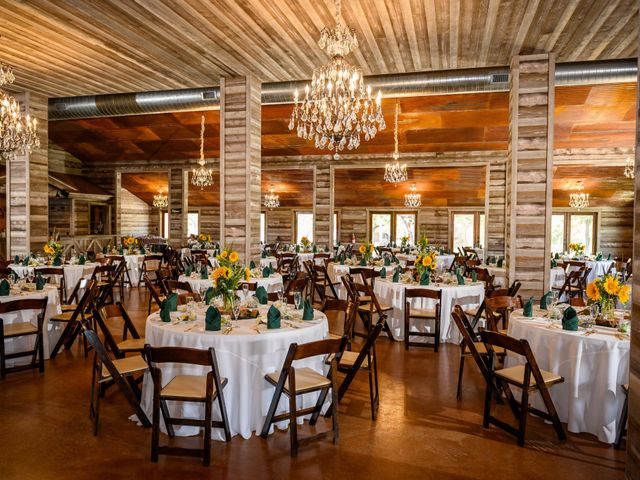 Shane and Kassidy's Wedding in Wimberley, Texas 27