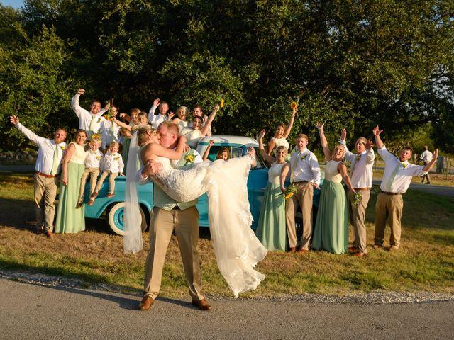 Shane and Kassidy's Wedding in Wimberley, Texas 29
