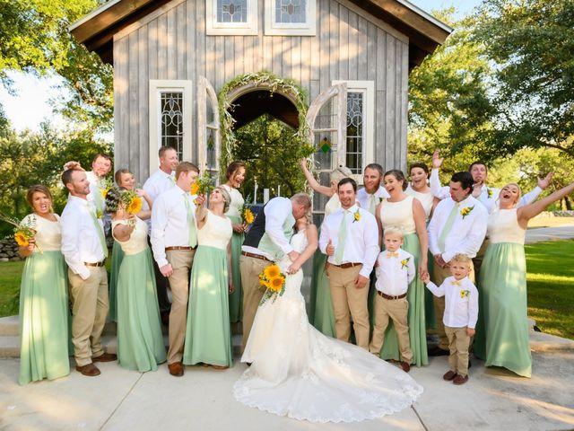 Shane and Kassidy's Wedding in Wimberley, Texas 34