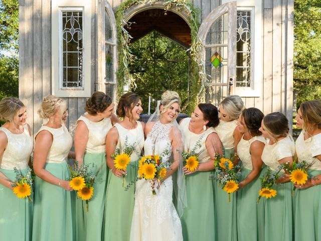 Shane and Kassidy's Wedding in Wimberley, Texas 35
