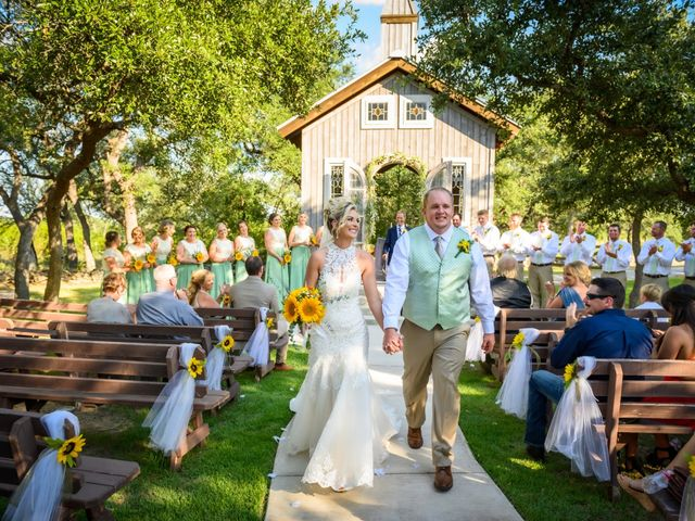 Shane and Kassidy's Wedding in Wimberley, Texas 37