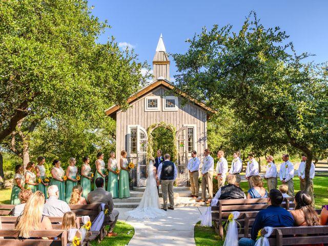 Shane and Kassidy's Wedding in Wimberley, Texas 42