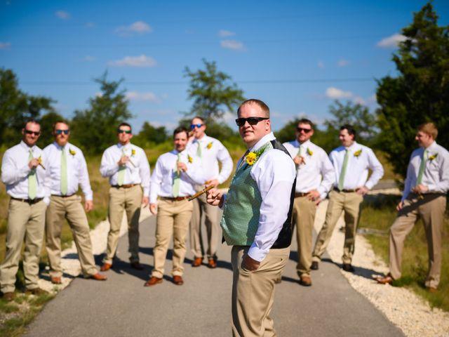 Shane and Kassidy's Wedding in Wimberley, Texas 51