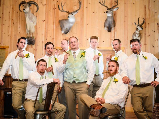 Shane and Kassidy's Wedding in Wimberley, Texas 52