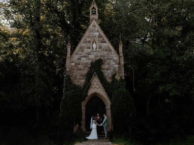 Ethan and Aimee's Wedding in Fayetteville, Arkansas 3