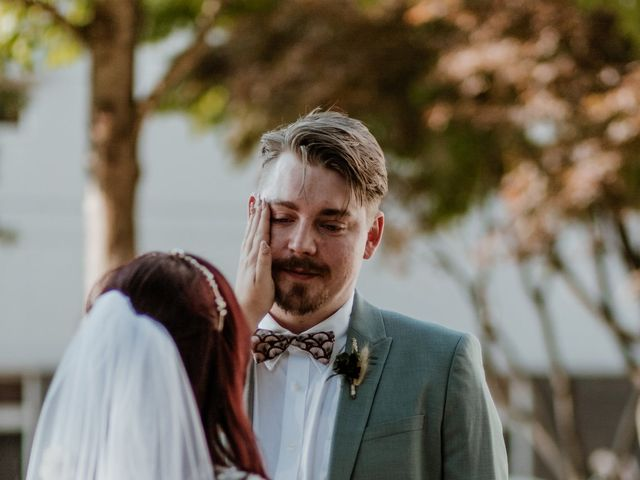 Ethan and Aimee's Wedding in Fayetteville, Arkansas 30