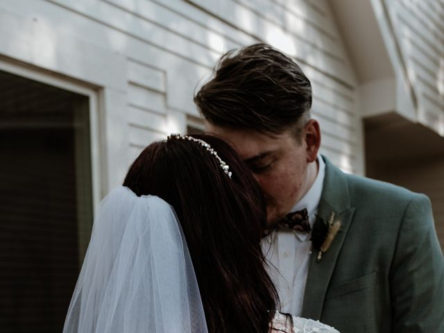 Ethan and Aimee's Wedding in Fayetteville, Arkansas 58