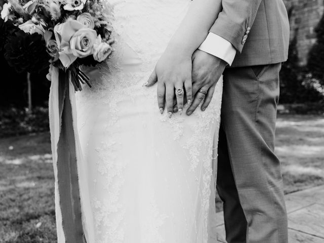 Ethan and Aimee's Wedding in Fayetteville, Arkansas 69