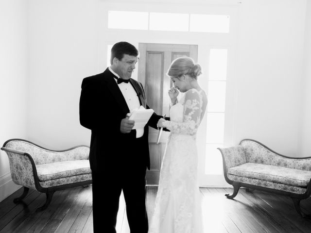 Magan and Keith's Wedding in Benoit, Mississippi 6