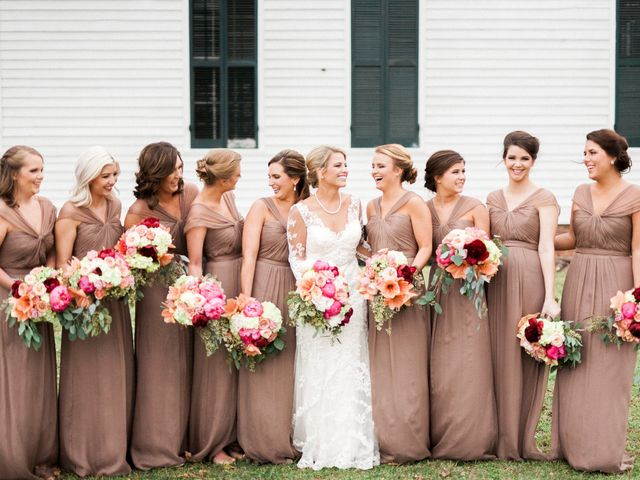Magan and Keith's Wedding in Benoit, Mississippi 5