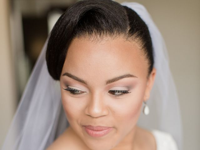 Imani and Jarred's Wedding in Chevy Chase, Maryland 4