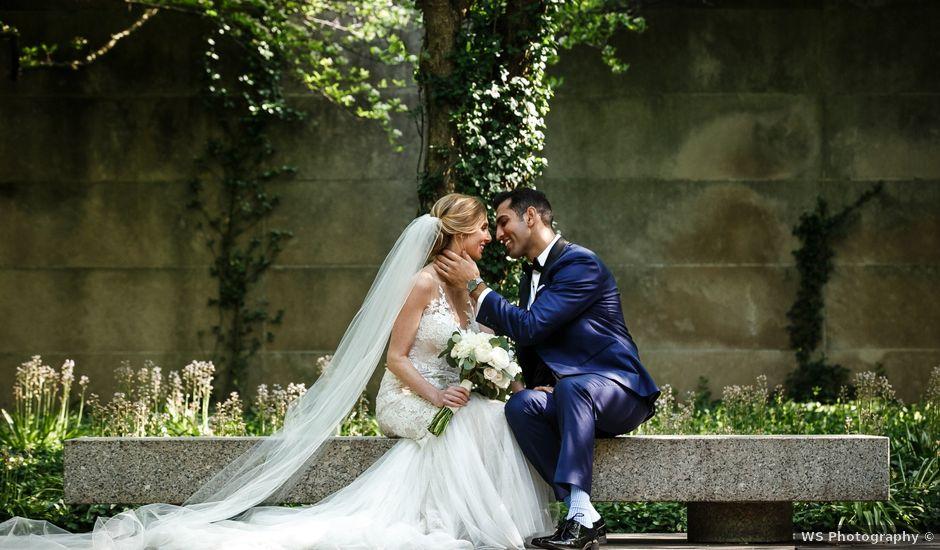 Ramtin and Emily's Wedding in Chicago, Illinois