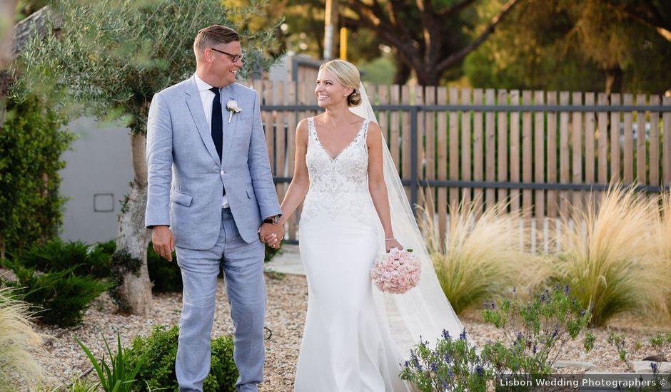 Tony and Hannah's Wedding in Quinta do Lago, Portugal