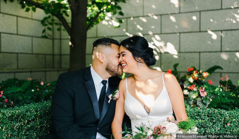Spencer and Haidi's Wedding in Salt Lake City, Utah