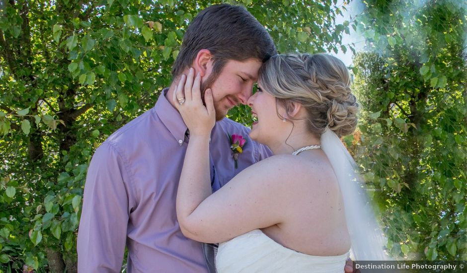 Austin and Rachel's Wedding in Cleveland, Tennessee