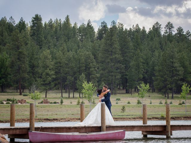 Alina and Michael's Wedding in Munds Park, Arizona 6