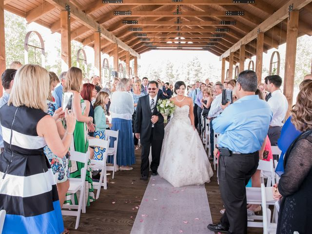 Alina and Michael's Wedding in Munds Park, Arizona 10