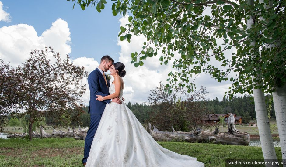 Alina and Michael's Wedding in Munds Park, Arizona