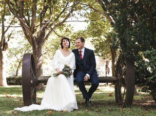 The wedding of Teresa and Florian