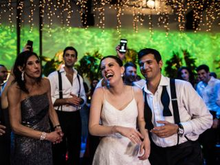 The wedding of Julie and Ben 1