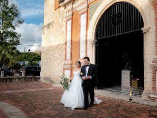 The wedding of Maria Leonor and Jose Juan