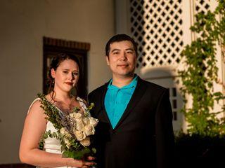 The wedding of Zi Teng and Maudie