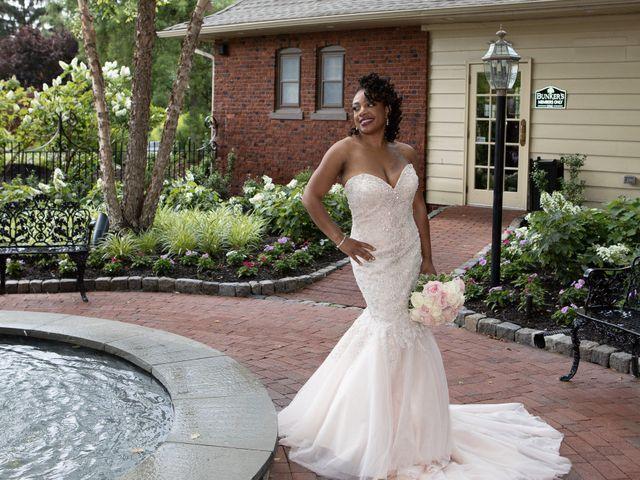 Ryan and Tiffany's Wedding in Ambler, Pennsylvania 2