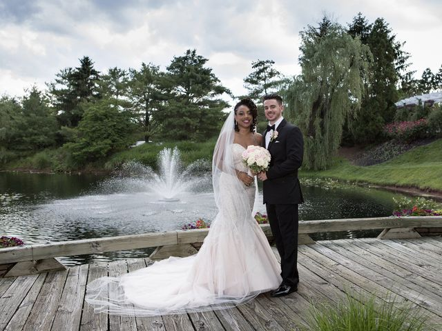 Ryan and Tiffany's Wedding in Ambler, Pennsylvania 7