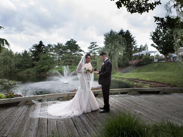 Ryan and Tiffany's Wedding in Ambler, Pennsylvania 8