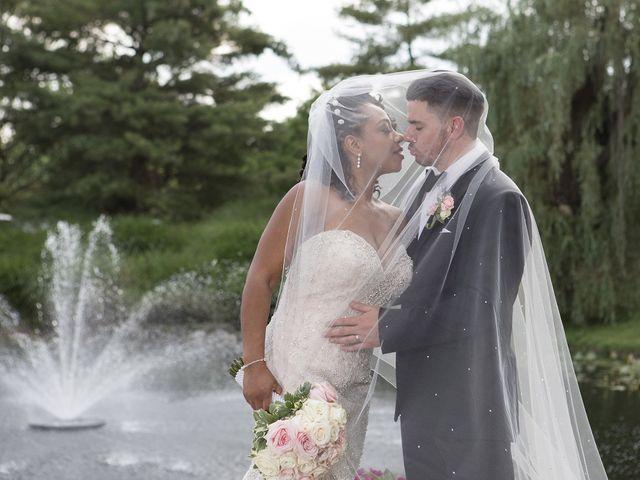 Ryan and Tiffany's Wedding in Ambler, Pennsylvania 9