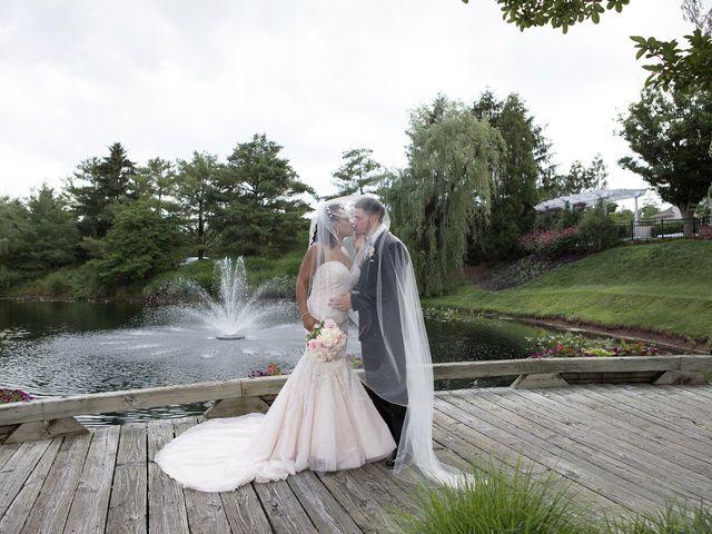 The wedding of Tiffany and Ryan