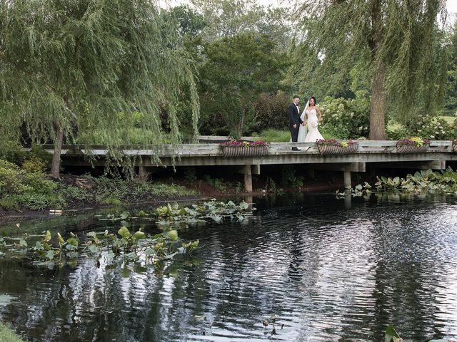 Ryan and Tiffany's Wedding in Ambler, Pennsylvania 10