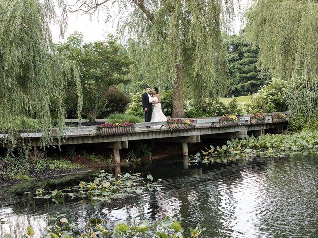 Ryan and Tiffany's Wedding in Ambler, Pennsylvania 11
