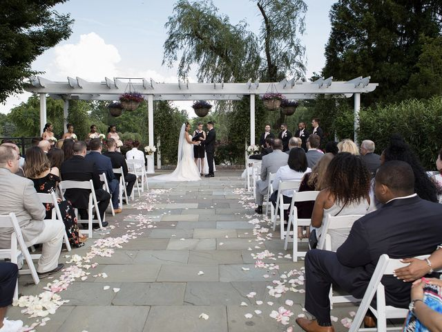 Ryan and Tiffany's Wedding in Ambler, Pennsylvania 13
