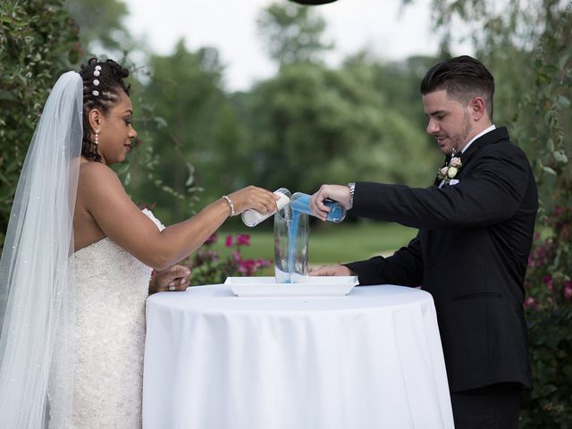 Ryan and Tiffany's Wedding in Ambler, Pennsylvania 14