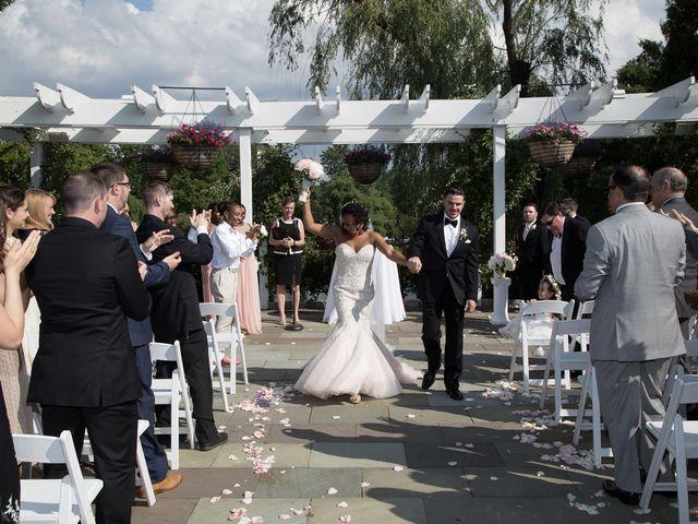 Ryan and Tiffany's Wedding in Ambler, Pennsylvania 15