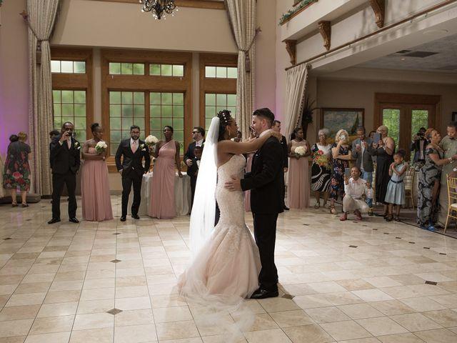 Ryan and Tiffany's Wedding in Ambler, Pennsylvania 18
