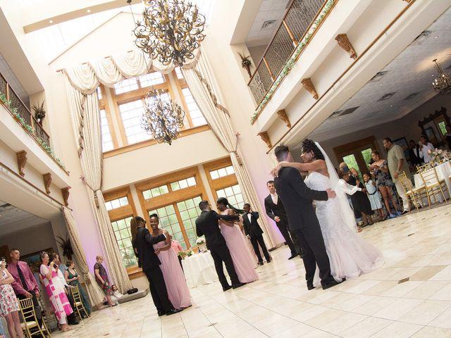 Ryan and Tiffany's Wedding in Ambler, Pennsylvania 19