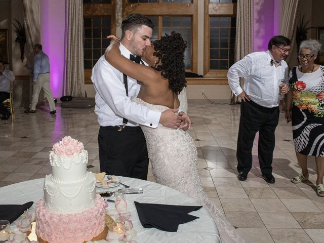 Ryan and Tiffany's Wedding in Ambler, Pennsylvania 21