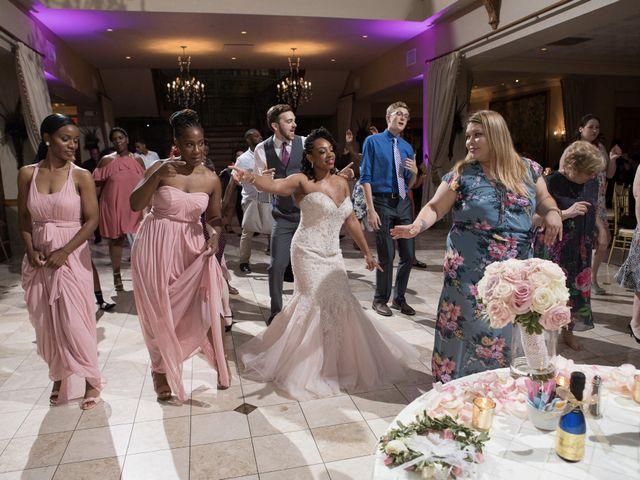 Ryan and Tiffany's Wedding in Ambler, Pennsylvania 23