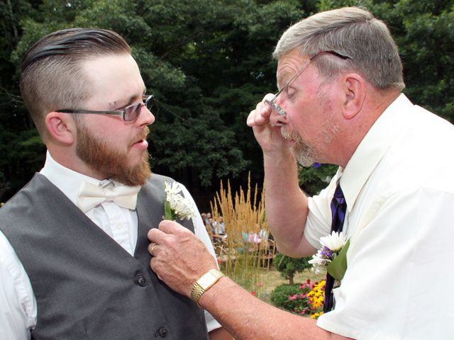 Josh and Jordan's Wedding in Middletown, New York 10