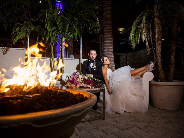 The wedding of Nicole Ercolano and Joe Ercolano