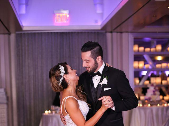 Joe Ercolano and Nicole Ercolano's Wedding in East Northport, New York 7