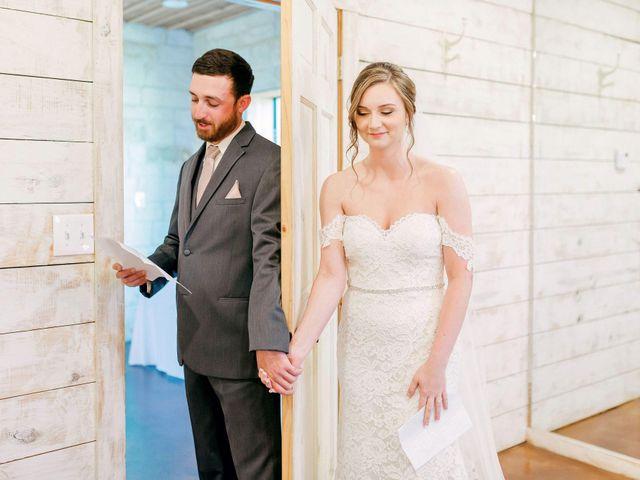 The wedding of Jake and Halle