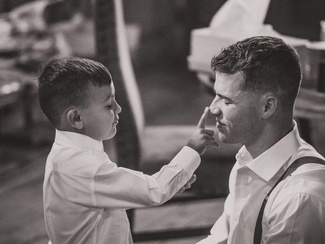Josh and Tarah's Wedding in Norman, Oklahoma 7